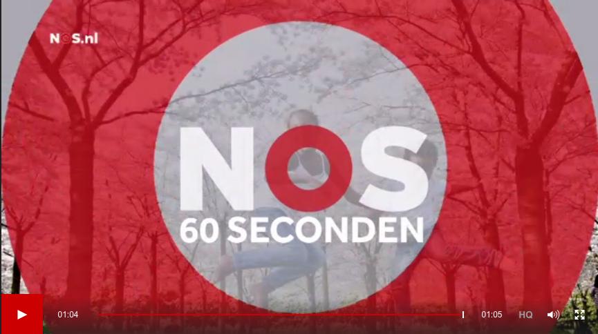 Nieuws in 60 seconden